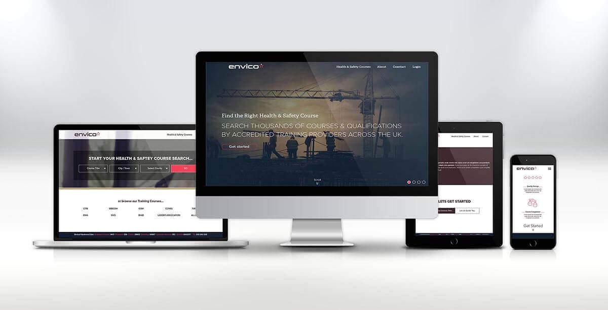 Envico Website