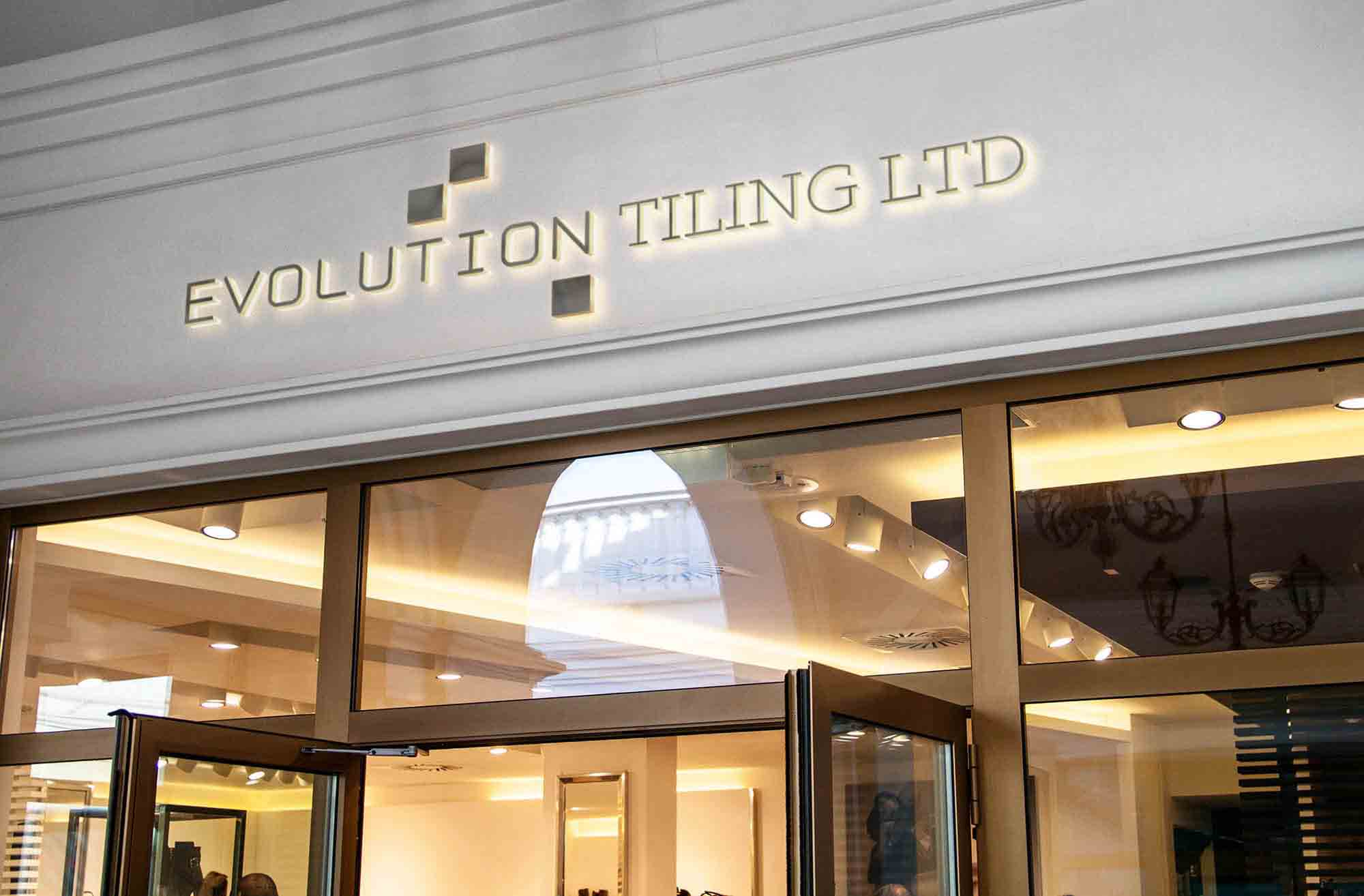 Evolution Tiling Shop