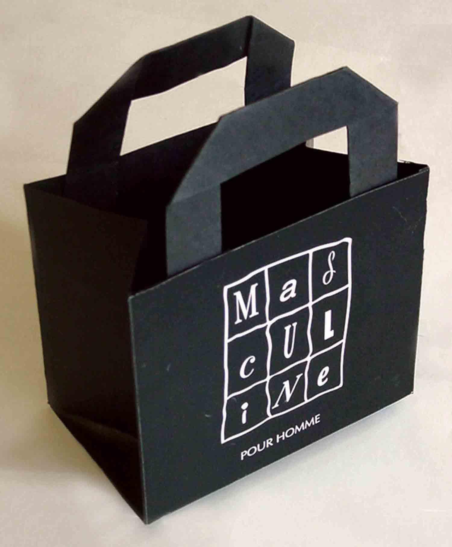 Masculine bag
