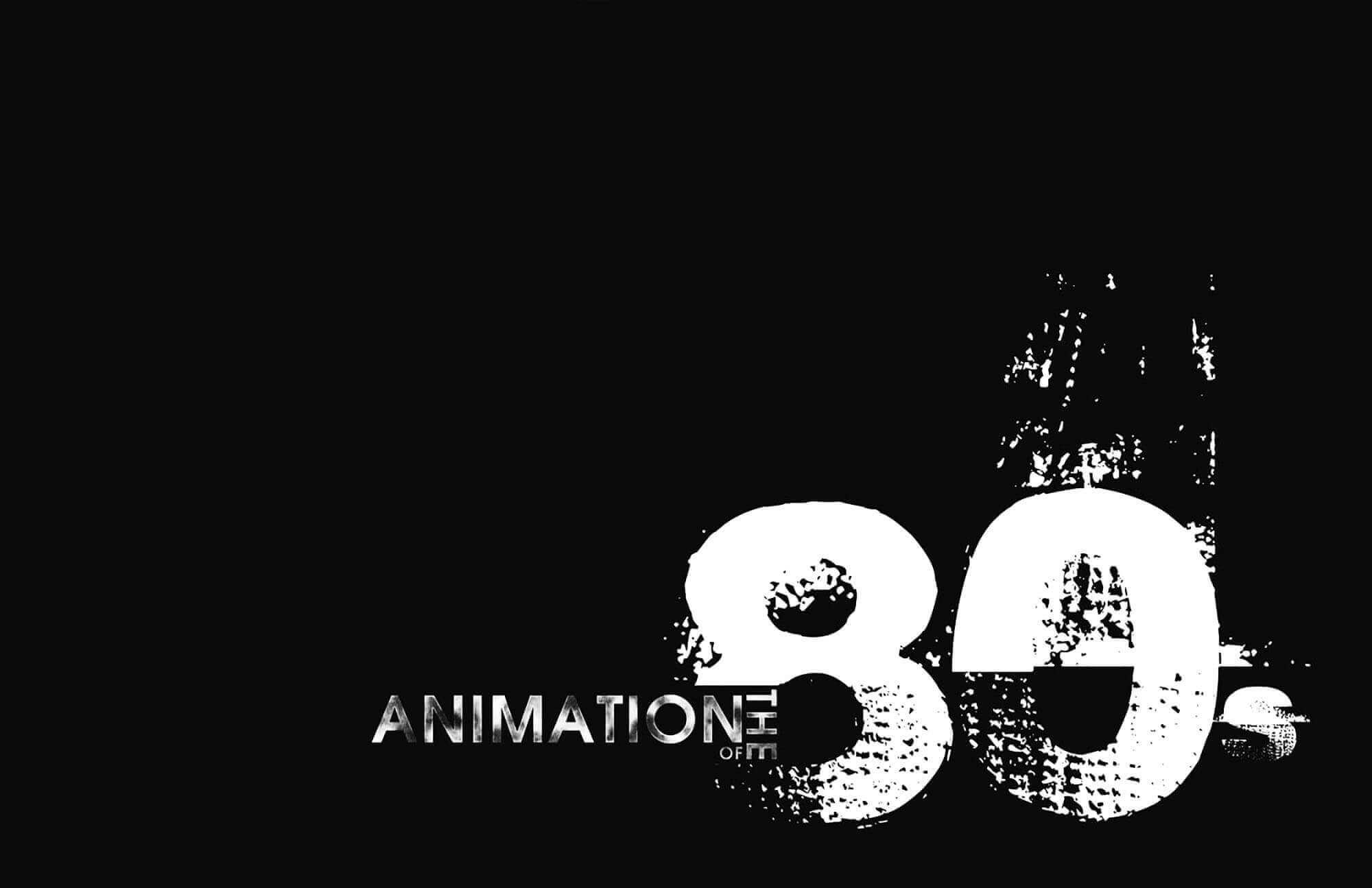 Eighties Animation Exhibition Brand logo