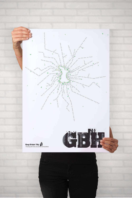 Gross Bodily Harm Poster