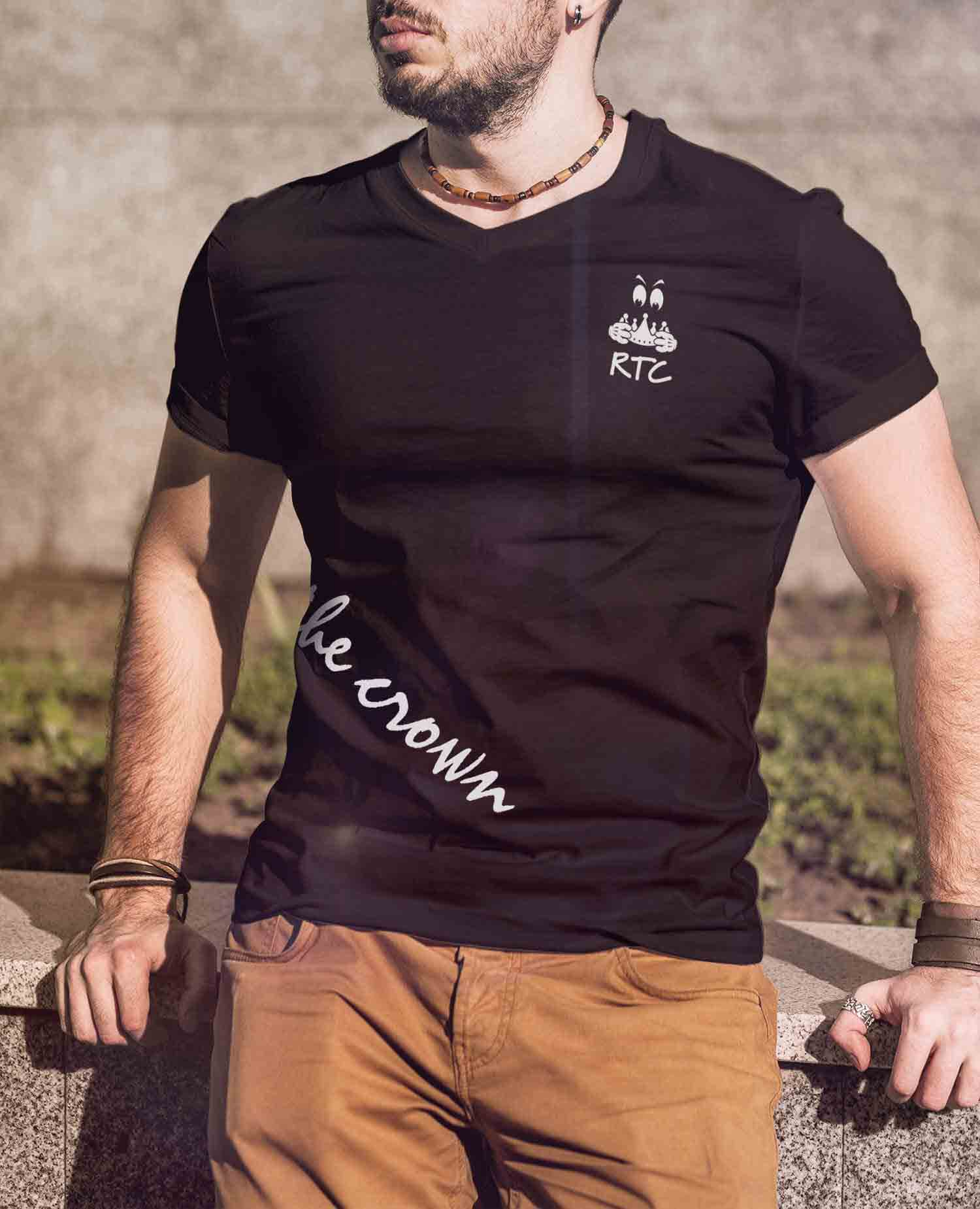 Robbing The Crown T-shirt