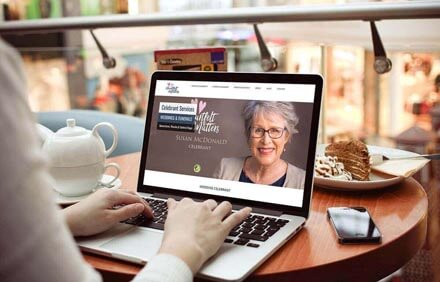 Heartfelt Matters Website