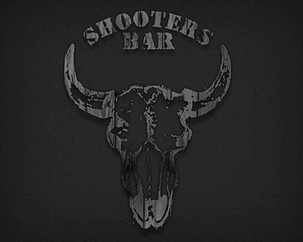 Shooters bar Merchandise Clothes Label