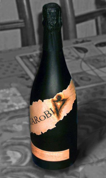 Packaging Design for Carobi