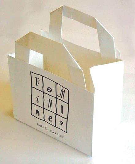 Feminine Product Bag