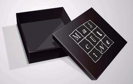 Masculine Packaging