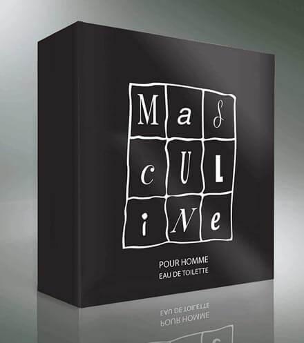 Masculine Aftershave
