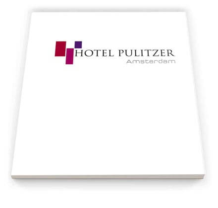 Hotel Pulitzer Brochure Front Page