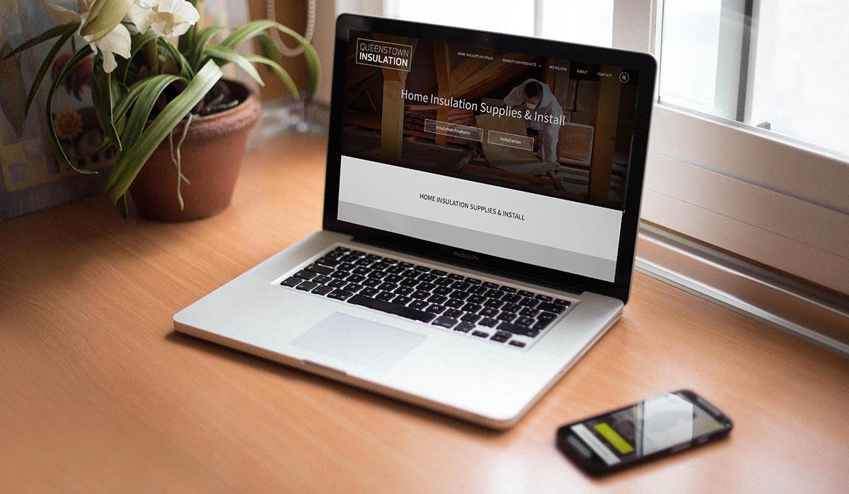 Queenstown Insulation Website