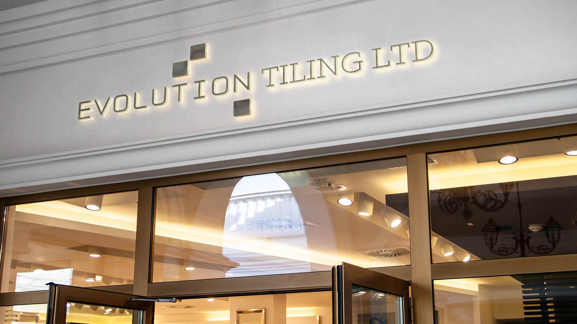 Evolution Tiling Retail Store