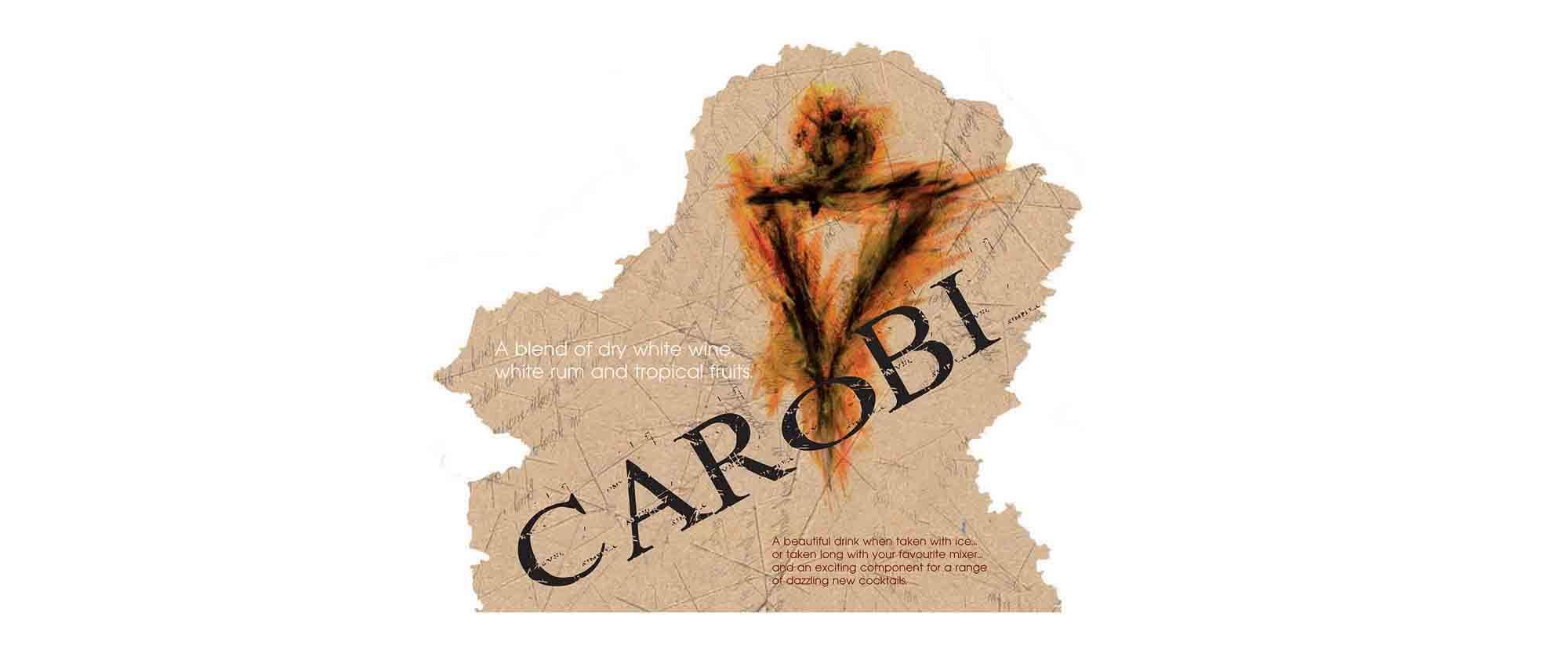 Carobi logo and brand design